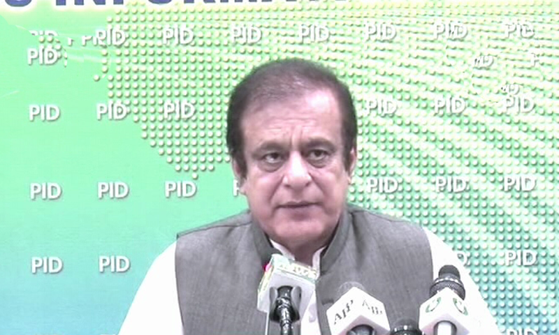 """Due to """"sagacious policies"""", the economic situation was improving and the government had managed to bring down the current account deficit from $20 billion to $3bn,  Faraz said. — DawnNewsTV"""