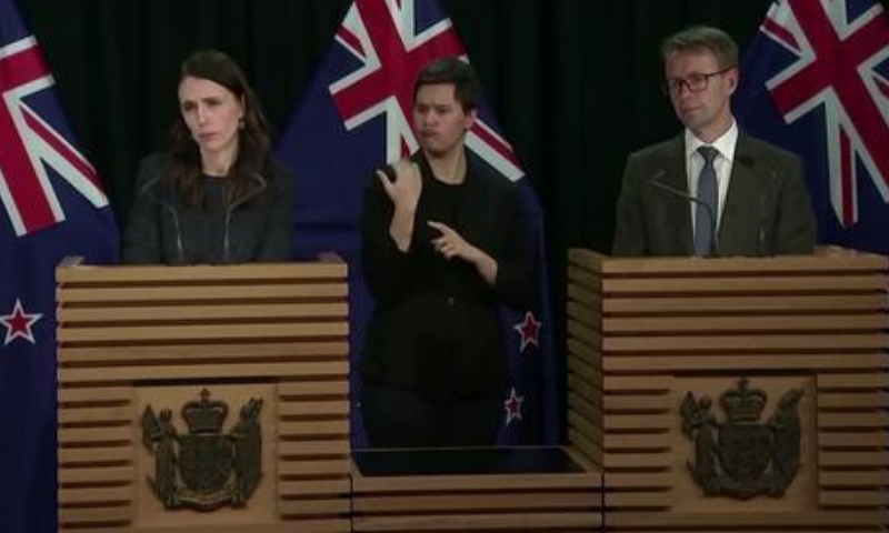 "Prime Minister Jacinda Ardern said Auckland would move to level 3 restriction from noon on Wednesday as a ""precautionary approach"". — Reuters"