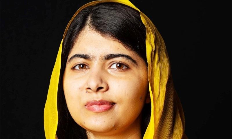 ملالہ یوسف زئی کو جون میں گریجوئیشن کی ڈگری دی گئی تھی—فوٹو: وینٹی فیئر