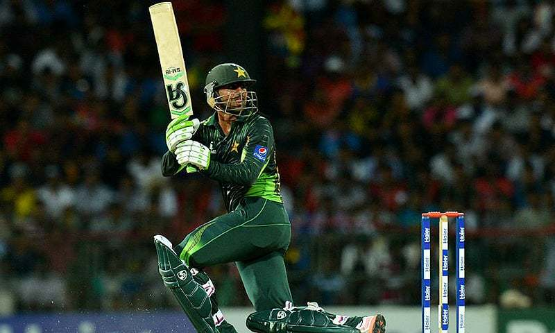 Shoaib Malik had gone to India to meet his family and is now available for the T20 series against England. — AFP/File