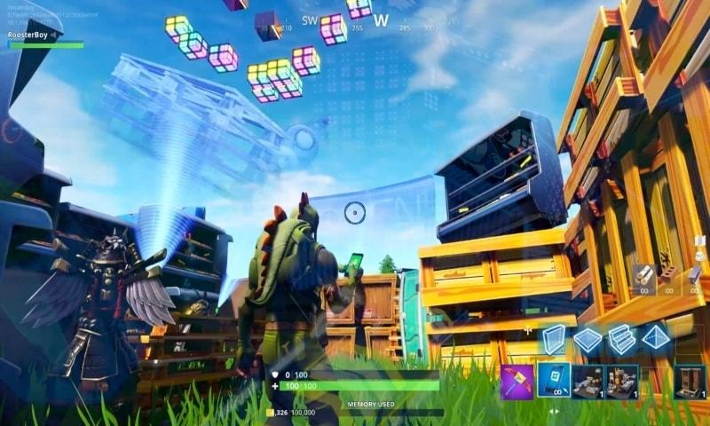 Apple and Google accused of violating in-app payment guidelines by video game Fortnite's developer. — Photo courtesy Epic Games
