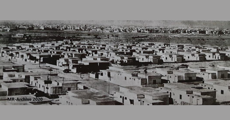500 Bungalows of Hussain-D'Silva Town, North Nazimabad, Karachi
