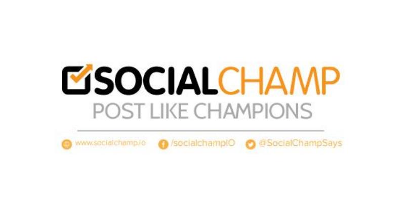 Photo: Social Champ