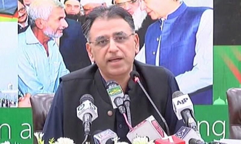 حکومت سندھ کے ساتھ 6 شعبوں میں مل کر کام کرنے پر اتفاق ہوگیا،اسد عمر