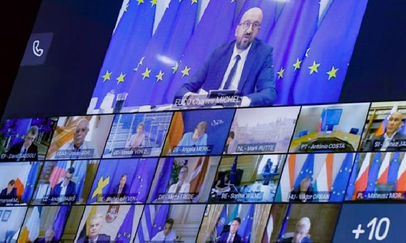 بیلاروس کے انتخابی نتائج مسترد، یورپی یونین کی پابندیوں کی تنبیہ