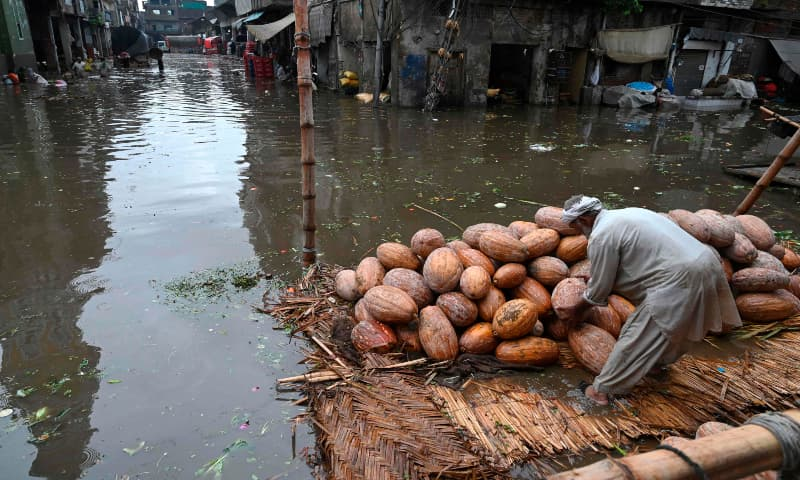 Authorities told to stay alert as Met department predicts further rain in Lahore