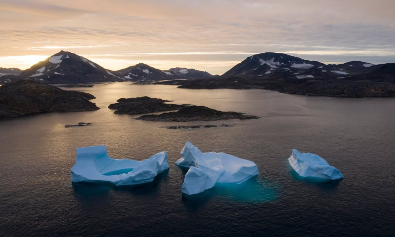 Greenland`s ice sheet melted faster than ever before in 2019, study says
