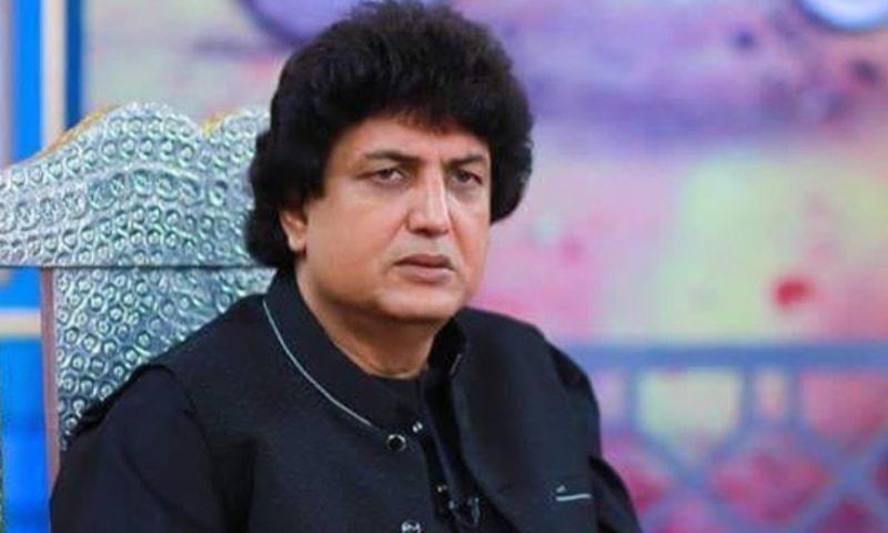 Writer-director Khalilur-Rehman Qamar had used abusive language against activist Marvi Sirmed during a March 4 talk show. — File