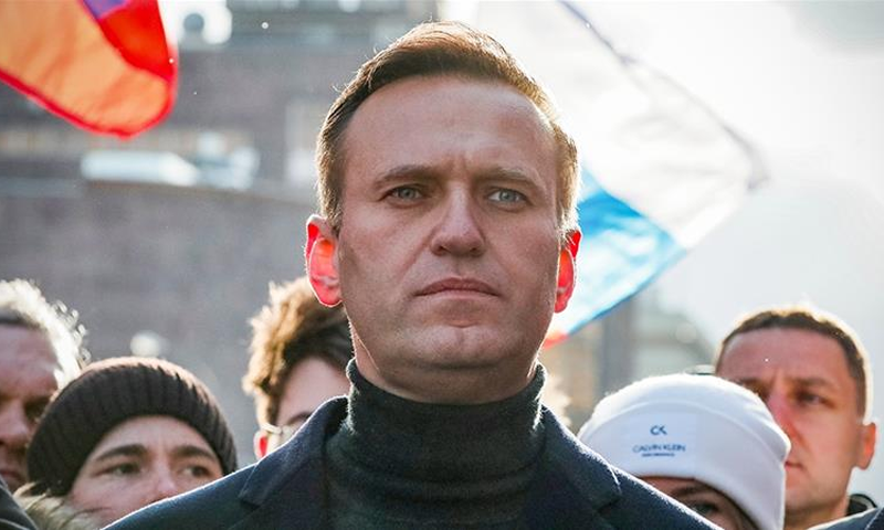 زہر کے مبینہ حملے کے بعد روسی صدر کے ناقد الیکسی ناوالنی جرمنی منتقل