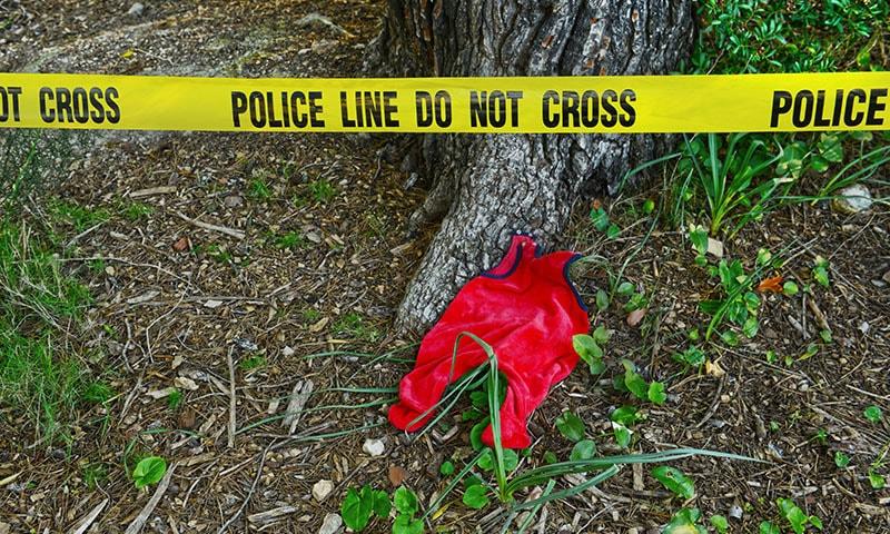 پولیس نے ملزم کے خلاف اغوا، جنسی زیادتی اور قتل کا مقدمہ درج کرلیا—تصویر: شٹراسٹاک