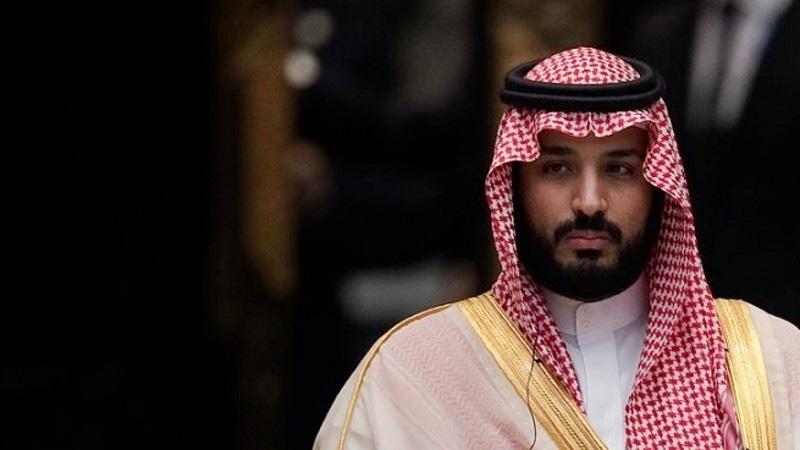 سعودی ولی عہد کو 50 بااثر ترین شخصیات میں 46 ویں نمبر پر رکھا گیا ہے—فائل فوٹو: اے ایف پی