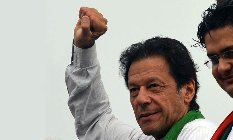 Economy on right track, says Imran as he reveals current account surplus of $424m in July