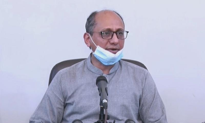 ملک کو نقصان پہنچانے والے واجب القتل ہیں تو ابتدا غلام سرور سے ہونی چاہیے، سعید غنی