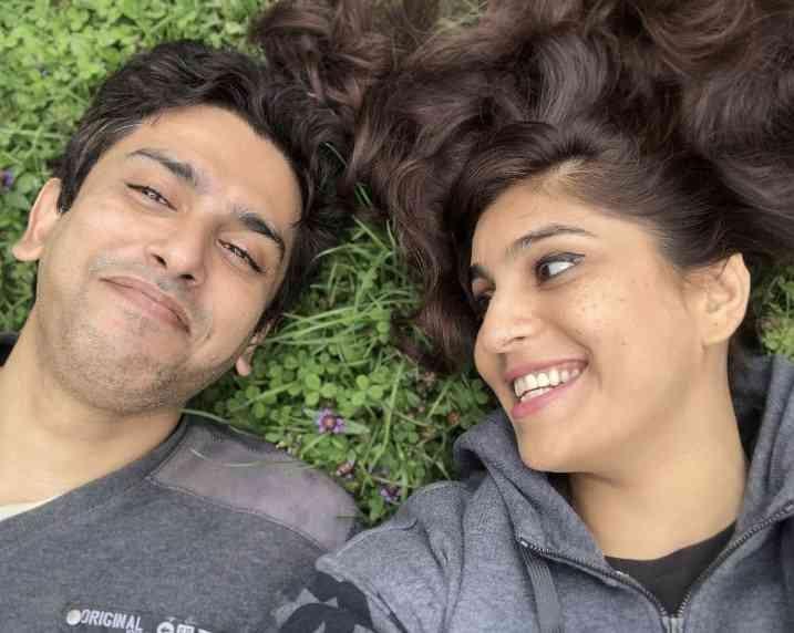 Yasser Latif Hamdani and Aisha Fayyazi Sarwari.