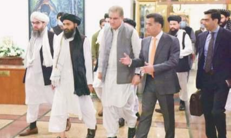 Pakistan hopeful intra-Afghan talks will begin soon
