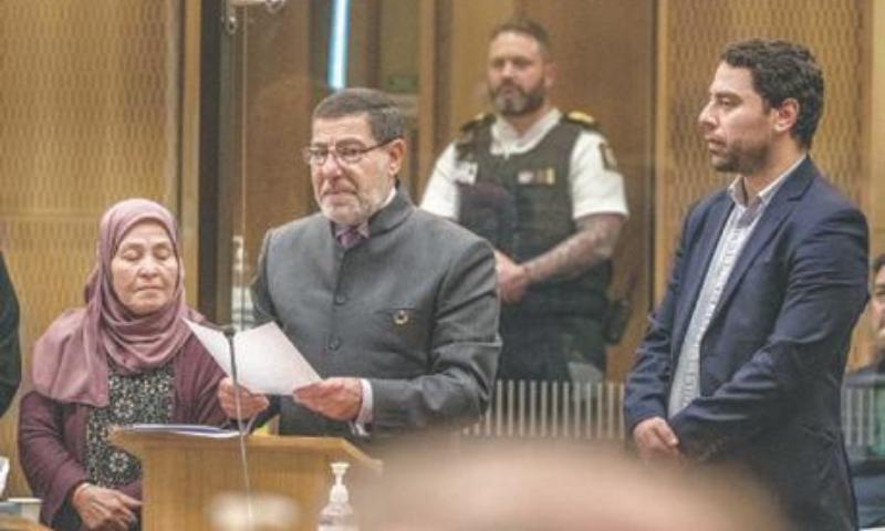 نیوزی لینڈ میں مساجد پر فائرنگ کرنے والے 'شیطان کے سامنے متاثرین کے بیانات'
