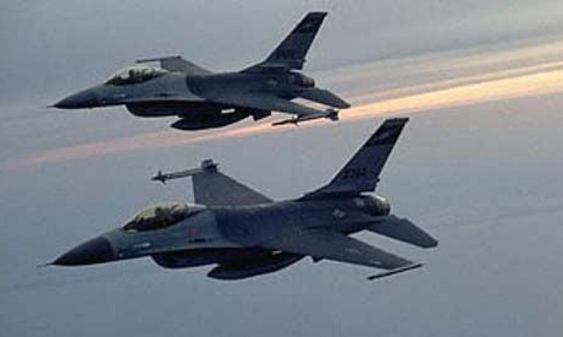 حماس اور حزب اللہ کے ٹھکانوں پر اسرائیل کے فضائی حملے