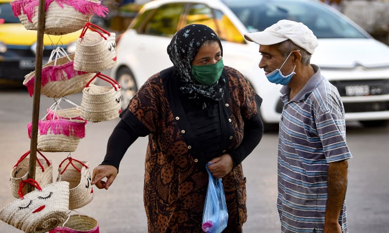 Since early in the pandemic it has been clear that men are at a far higher risk of dying from the virus than women. — AFP
