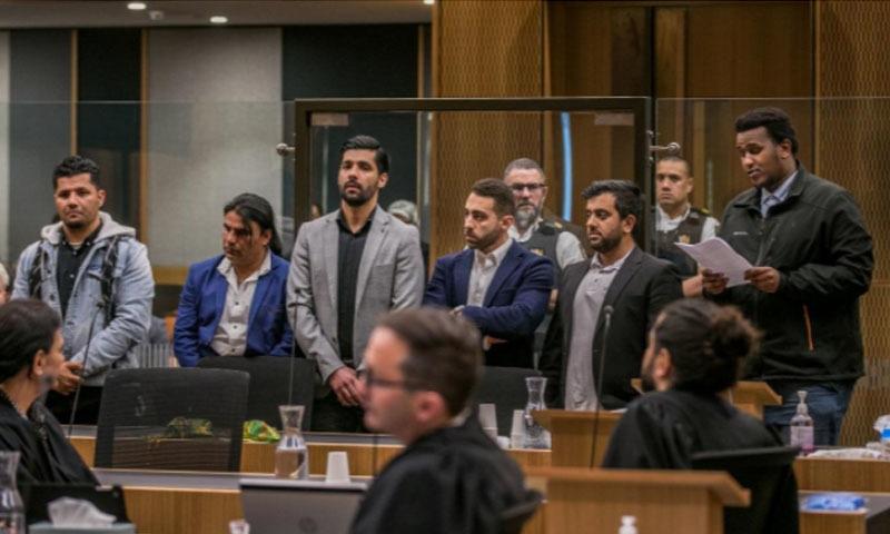 عدالت کا ایک منظر - فوٹو: رائٹرز