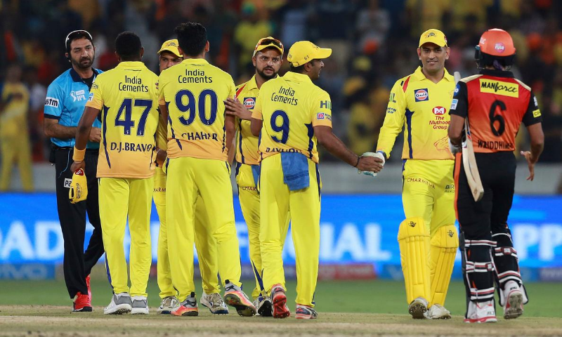 The Chennai franchise, led by former India captain Mahendra Singh Dhoni, arrived in Dubai on August 21 and  underwent the mandatory six-day quarantine as per IPL guidelines. — AP/File