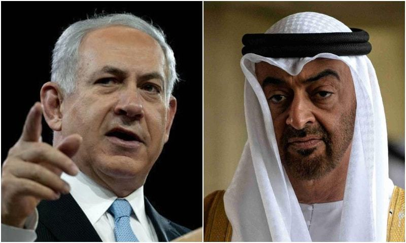 """President Khalifa bin Zayed Al Nahyan issued a decree abolishing a boycott law as part of  """"the UAE's efforts to expand diplomatic and commercial cooperation with Israel, leading to bilateral relations by stimulating economic growth and promoting technological innovation"""". — AFp/File"""