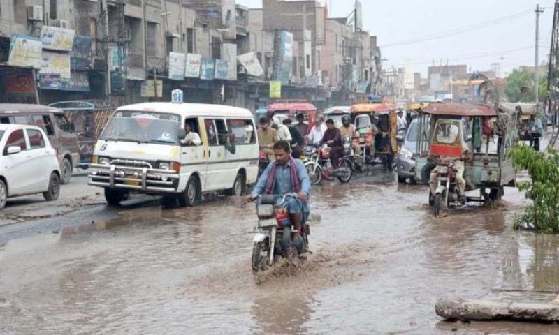 Floods wreak havoc across Punjab; more thundershowers forecast