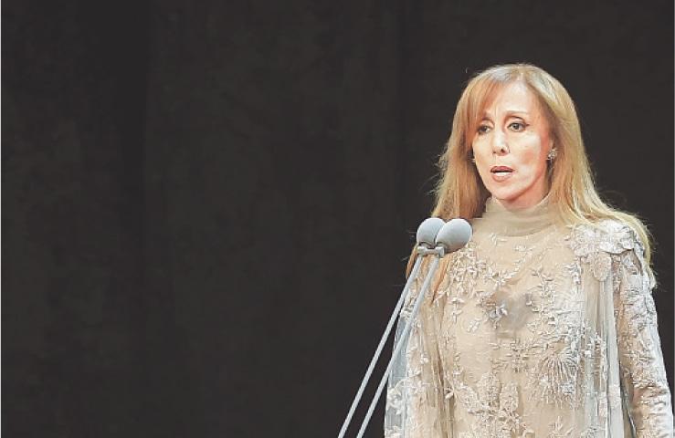 Lebanese diva Fairuz