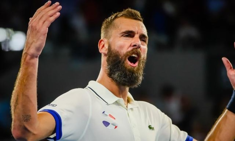 The 31-year-old Paire arrived in New York to play the Western & Southern Open last week, a tune-up for the US Open, but he did not complete his first-round match against Croatia's Borna Coric.  — AFP