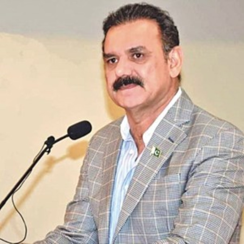 """The mission is revival of film, and through it, an increase in employment opportunities."""" — Lt-Gen (R) Asim Saleem Bajwa"""