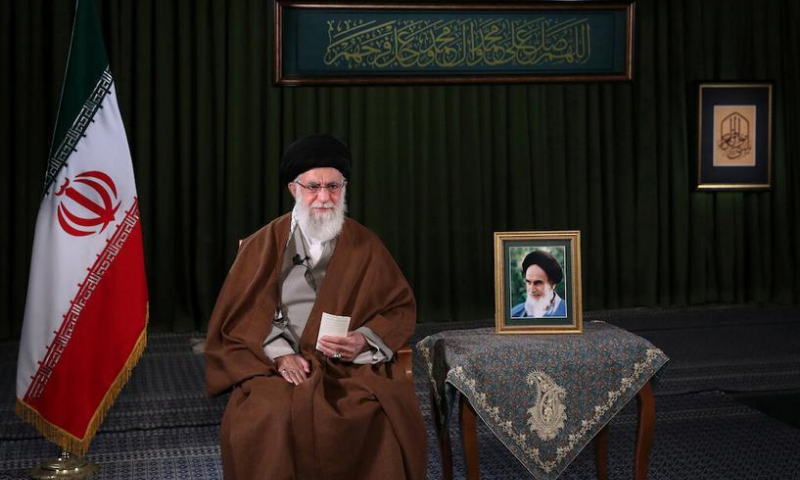 Iran's Khamenei says Israel deal 'betrayal' of Islamic world by UAE