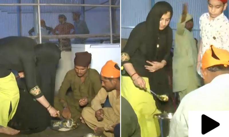 لاہور کی لڑکی نے گوردوارہ میں متنجن تیار کرکے اقلیتی برادری کے دل جیت لیے