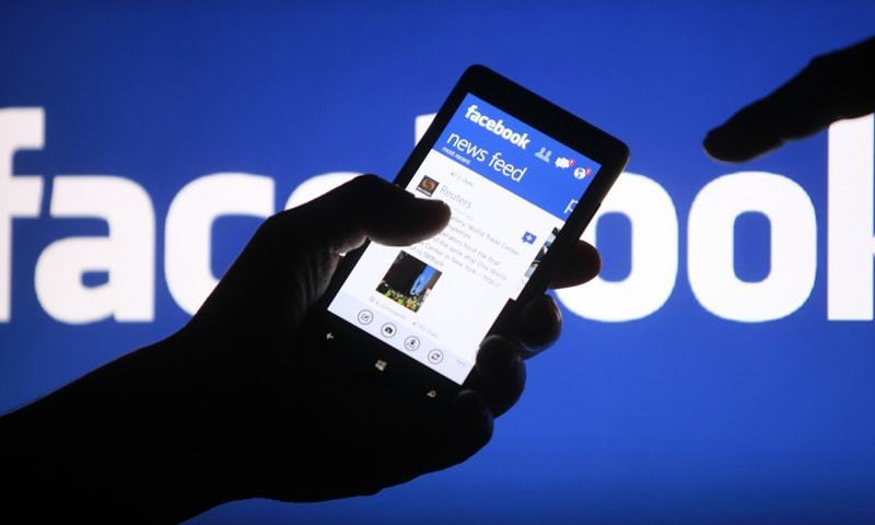فیس بک نے پاکستان سے چلنے والے متعدد اکاؤنٹس کا نیٹ ورک بند کردیا