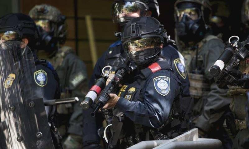 امریکی پولیس کی فائرنگ سے ایک اور سیاہ فام شخص ہلاک