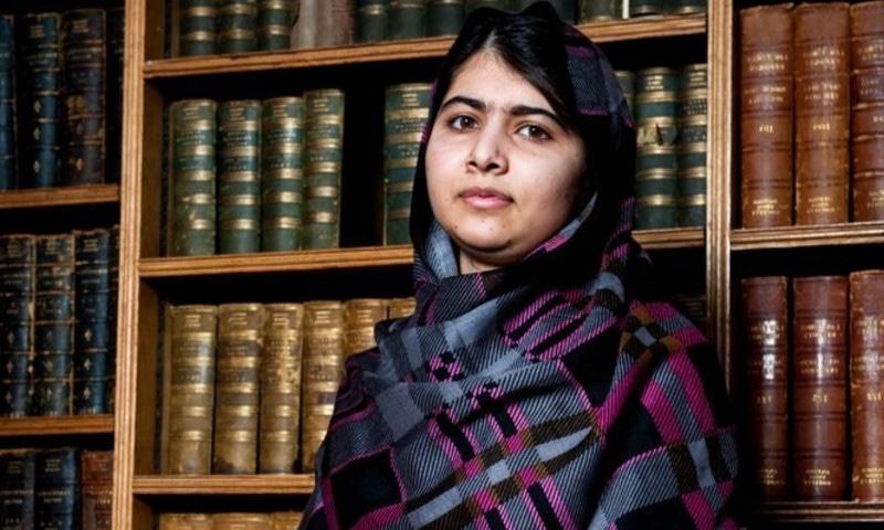 ملالہ یوسف زئی کا آن لائن بک ریڈر کمپنی کے ساتھ 'بک کلب' کا معاہدہ
