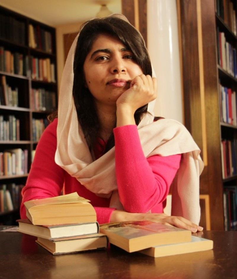ملالہ اکتوبر سے بک کلب شروع کریں گی—فوٹو: ٹوئٹر