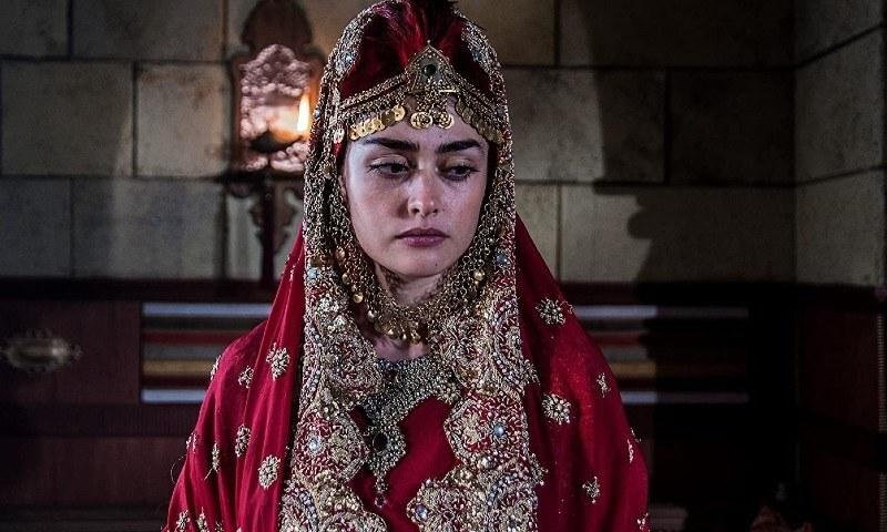 'حلیمہ سلطان' کا لباس پر تنقید کرنے والوں کو جواب