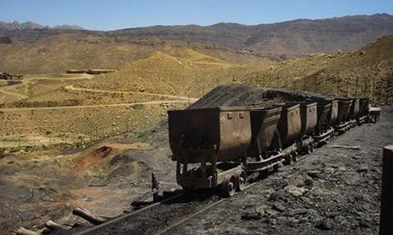 Provincial Mines and Mineral Development Secretary Zafar Bukhari briefed the meeting on affairs and objectives of the two companies. — File photo