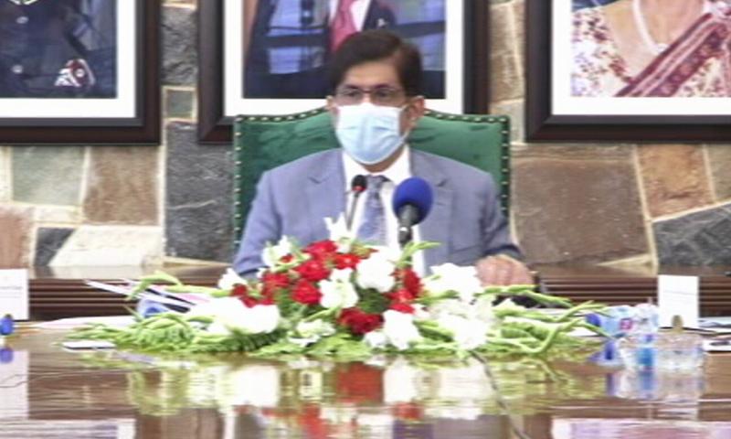 وزیراعلی سندھ کی وفاقی حکومت سے پورے سندھ کیلئے مدد کی اپیل