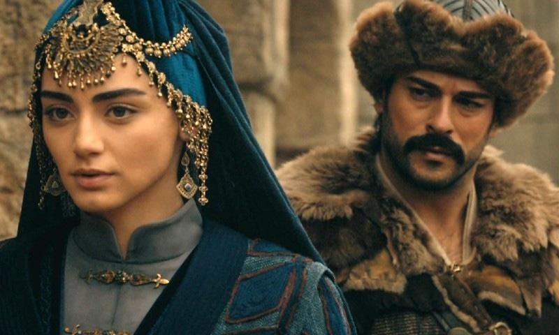 عثمان اور بالا، اسکرین شاٹ