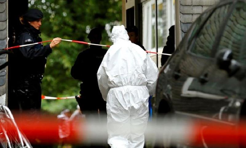 جرمنی: خاتون کی 5 بچوں کے مبینہ قتل کے بعد خودکشی کی کوشش