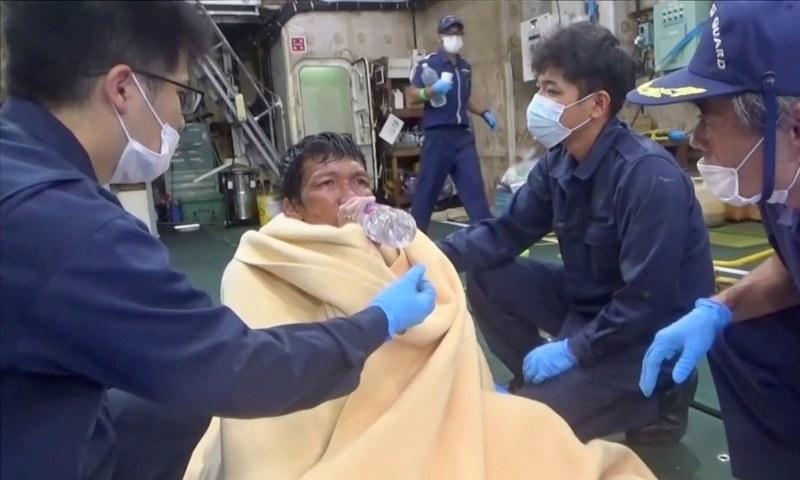 6 ہزار مویشی منتقل کرنے والا بحری جہاز ڈوب گیا، عملے کے 43 افراد لاپتا