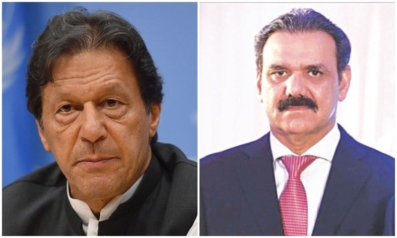 PM Imran refuses to accept Bajwa's resignation as information aide