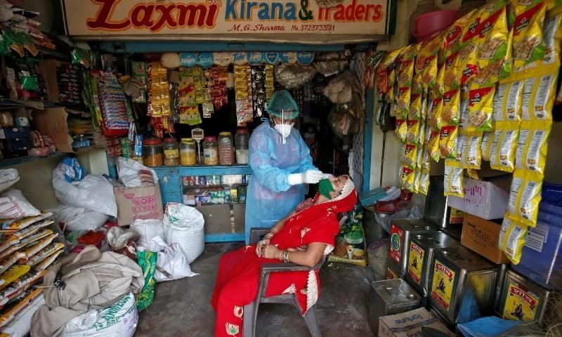 India becomes third country to pass 4 million coronavirus cases