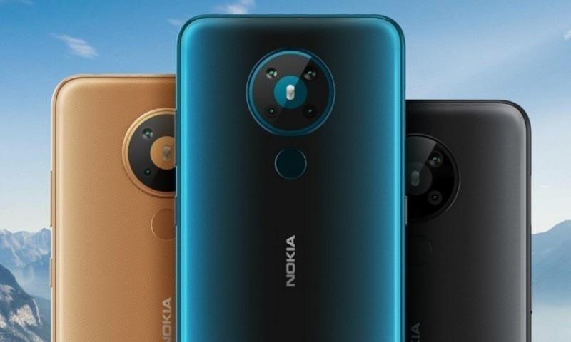 نوکیا 5.3 اسمارٹ فون پاکستان میں فروخت کے لیے پیش