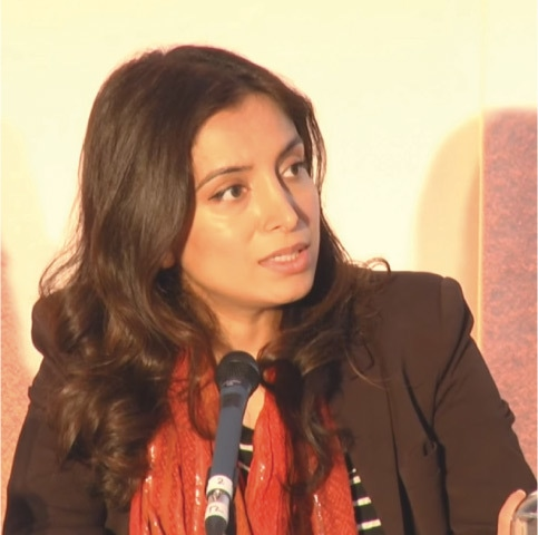 Readers also get to learn about Pakistani-Norwegian singer, human rights activist and documentary filmmaker Deeyah Khan