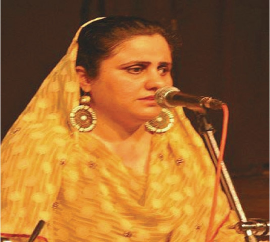 The interview with visually challenged dhrupad singer Aliya Rasheed was a pleasant surprise | Wikipedia Commons