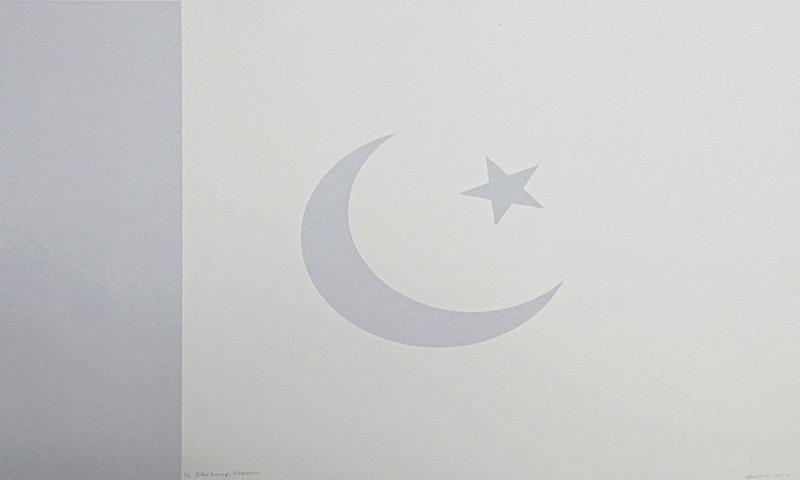 Silver Lining Flag Series (2020) Abdullah Syed