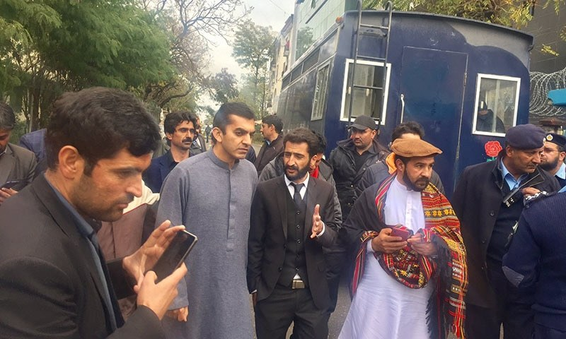 Dawar not allowed entry to Quetta for security reasons: govt
