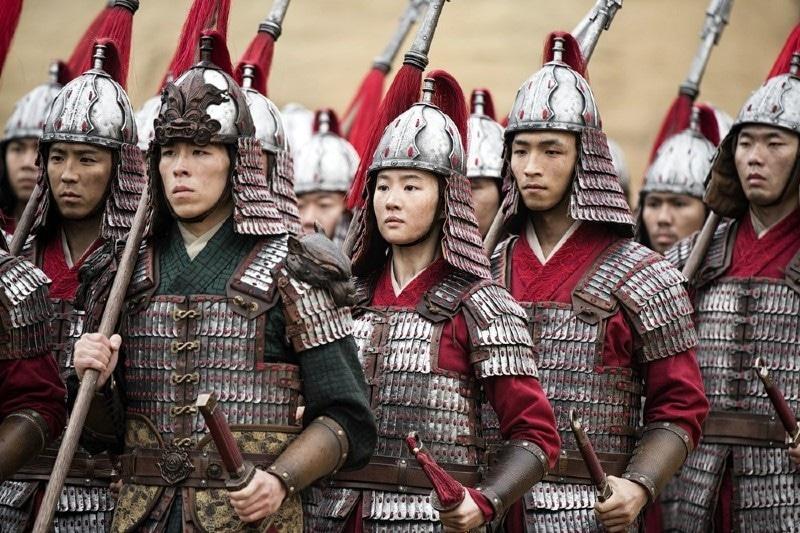 وبا کے باعث چینی جنگجو لڑکی کی 'مولان' آن لائن ریلیز - Entertainment - Dawn  News