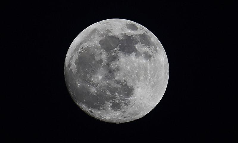 چاند کے ایک انوکھے معمے نے سائنسدانوں کو چکرادیا